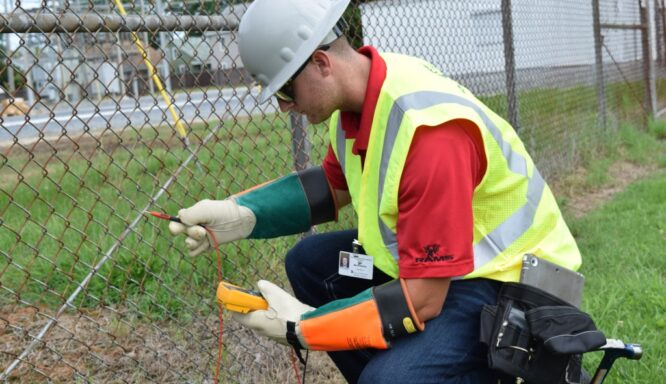 ram-inspect your lineman gloves daily